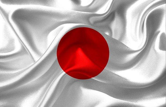 japonská vlajka