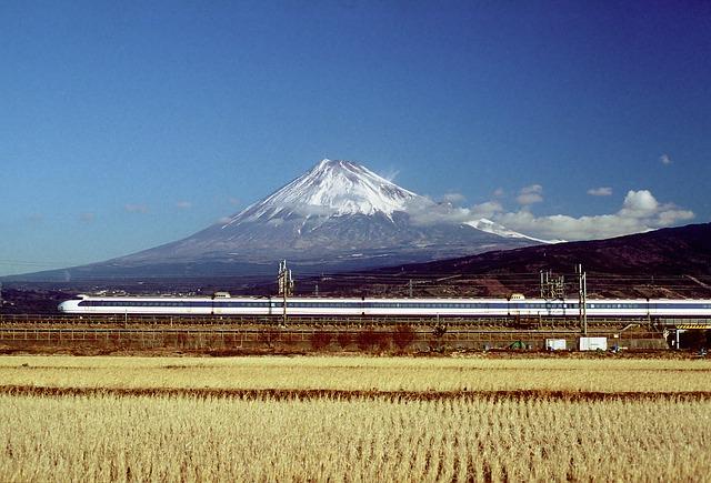 japonská krajina
