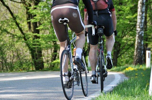 cyklistické kraťasy