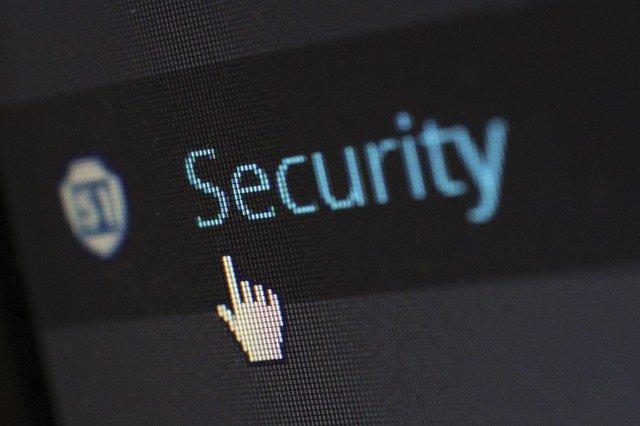 bezpečnost systému