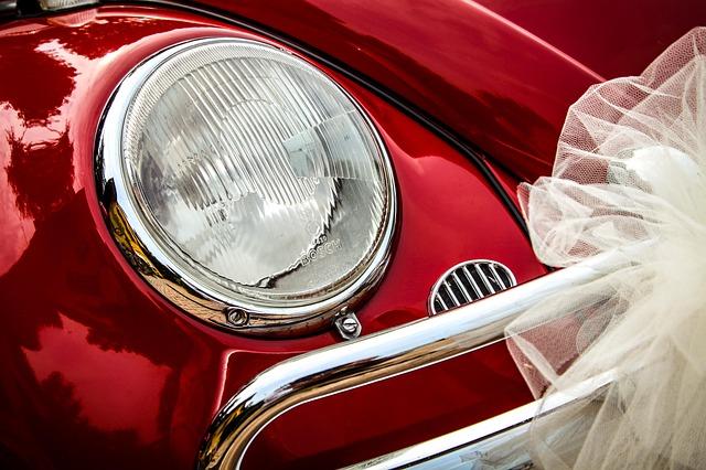 Osvětlení luxusního vozidla