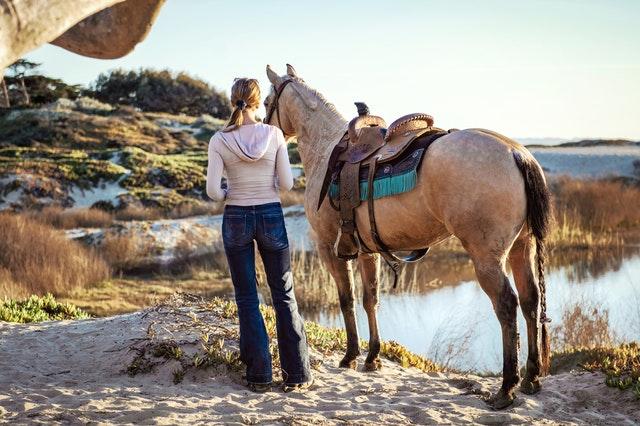 jízdu na koni si tak užijete více